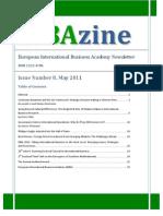 EIBAzine May 2011