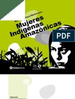Manual de Salud Mental Para Mujeres, Amazonas