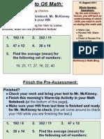 Numeracy Day 2, 2011-12 PDF