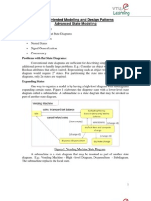 Object Oriented Modeling and Design Patterns- Lecture Notes-Dr | Use