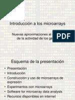 clase Microarrays