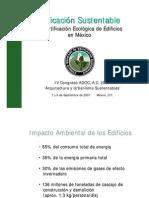 Proyectos Certificados en Mexico LEED