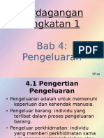 Perdagangan Form 1 - Bab 4 Pengeluaran
