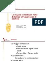 Ppt Slides-Introduz Alle Mappe Concettuali