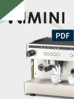 Quality Espresso Rimini brožurka