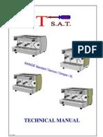 Technický manuál Rimini