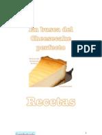 En Busca Del Cheesecake Perfecto - Recetas