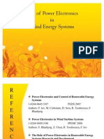 Role of Power Electronics in Renewable Energy Final)