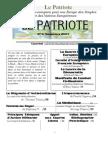 Le Patriote -Journal- Nº 5
