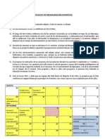 Propuesta 2011 - 2012