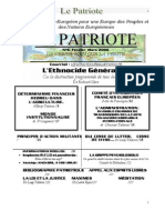 Le Patriote -Journal-. Nº6.