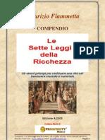 Compendio Delle Sette Leggi Della Ricchezza Ed.4 - 2008