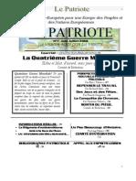 Journal Le Patriote nº7