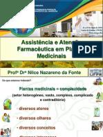 Farmacêutica em Plantas Medicinais
