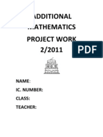 Add Math Project Work 2