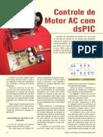 Controle de Motor Ac Com DsPIC