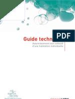 Guide Technique de l'Assainissement Individuel