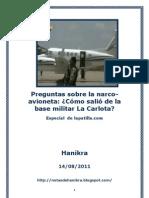 La Narco Avioneta
