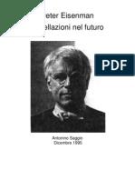 [Architecture eBook] Peter Eisenman - Antonio Saggio