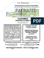 Le Patriote -Journal- nº11