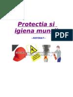 Protectia Si Igiena Muncii
