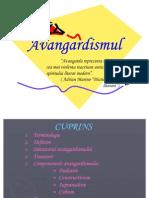 Avangardismul