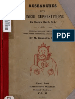 Dore, Henry - Research Into Chinese Superstitions Vol 2