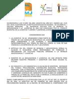 Pacto Por La Juventud Firmado.