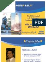 Presentation III-VA Relay PPT