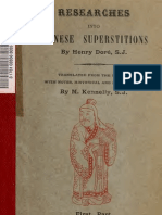 Dore, Henry - Research Into Chinese Superstitions Vol 4