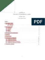 Latín 1.1