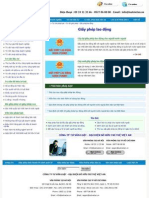 Dịch vụ xin cấp giấy phép lao động - Luật Việt An