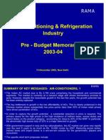Pbm Refrigeration&Airconditionermanufacturersassociation