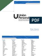 UP Plan Classic 2009