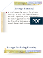 40 Strategic Marketing Planning