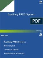 Aux PRDS System