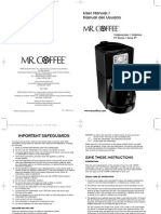 Coffee Maker FTTX95