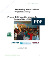 Evaluacin Intermedia