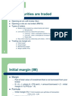 M10aHow Securities Are Traded