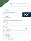 Document Matrix