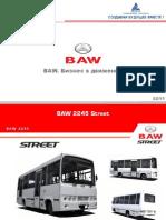 BAW 2245 Street Presentation