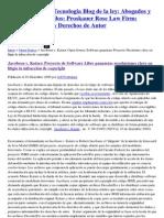 Jacobsen v. Katzer_ Proyecto de Software Libre ganancias resoluciones clave en litigio la infracción de copyright_ los nuevos medios y el blog de Derecho de la Tecnología