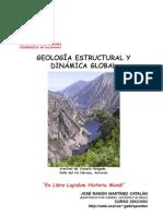 Geología Estructural y Dinamica Global - jose Martinez Catalan (Unv Salamanca 2003)