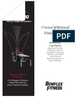Bowflex Xtl Power Pro Instruc Manual