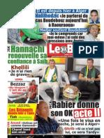 LE BUTEUR PDF du 15/08/2011