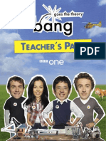 Bang Teachers Pack