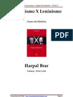 Trotskismo x Leninismo - Parte v - Guerra Civil Espanhola