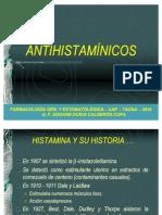 ANTIHISTAMINICOS 08º S ESTOMAT