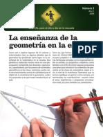 La enseñanza de la geometría en la escuela primaria
