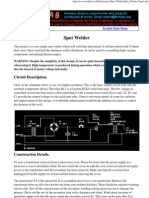 Teralab - Spot Welder Electronics